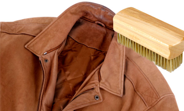 Как чистить замшевую куртку