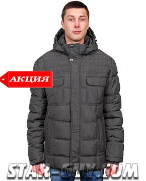 Купить мужскую зимнюю куртку на холлофайбере
