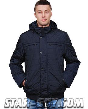 Куртка короткая на резинке SANTORYO 8190 (норма и батал)