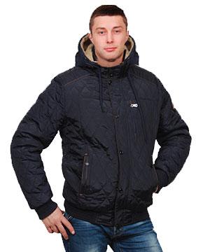 Куртка мужская короткая на резинке