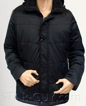 Santoryo № 7225 — мужская куртка — Турция