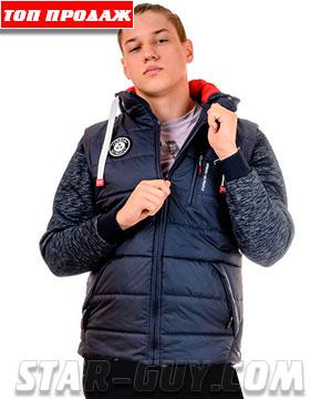 Куртка трансформер мужская