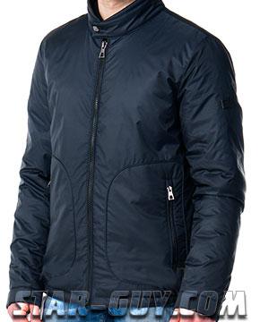 Мужская утепленная демисезонная куртка Артикул: 17-104