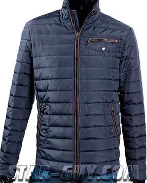 Куртка мужская короткая демисезонная 2017 Артикул: 17-111