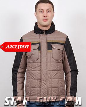 Мужская турецкая куртка короткая