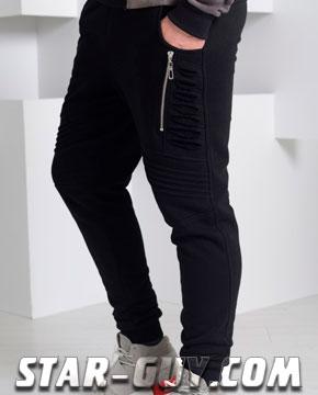 Молодежные брюки мужские доставка