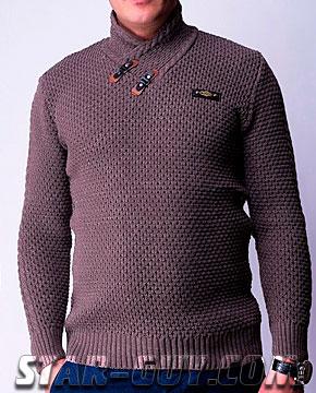 Молодежный свитер для парня