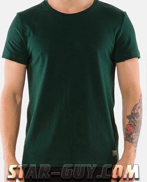 Мужская футболка без рисунка цветная Артикул: 40-110