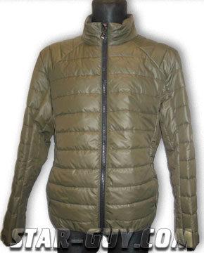 Куртка мужская короткая цвет хаки: Артикул: 18-100