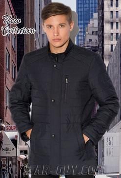 Куртка молодежная классика до середины бедер Артикул: 18-27