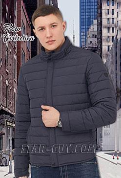 Куртка мужская короткая прямая в УКРАИНЕ