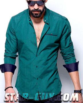 Мужская рубашка из Турции интернет магазин STAR-GUY