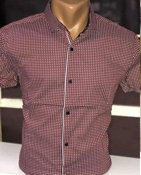Турецкие мужские рубашки от Rubaska Артикул: 15-18