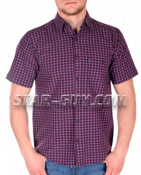 Рубашка мужская производства Турции
