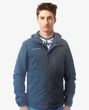 Осеняя мужская куртка Zero Frozen