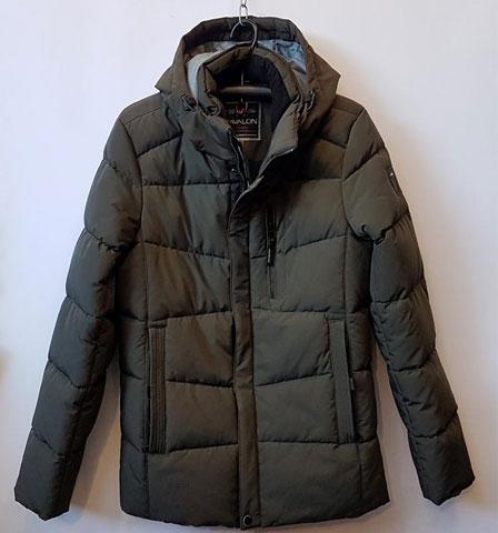 Хорошая зимняя куртка мужская АРТ-914