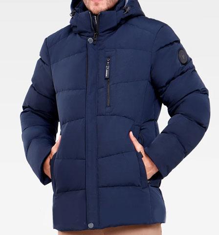 Купить мужскую зимнюю куртку в интернет магазине АРТ 914-1