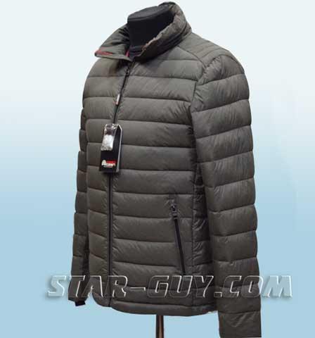 Короткая мужская куртка ZERO FROZEN 50139